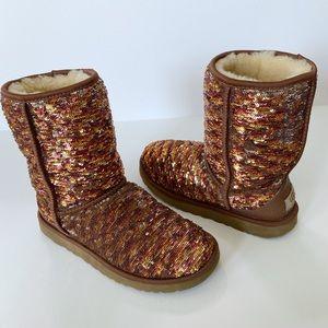 UGG | Classic Short Sparkles Autumn Boot